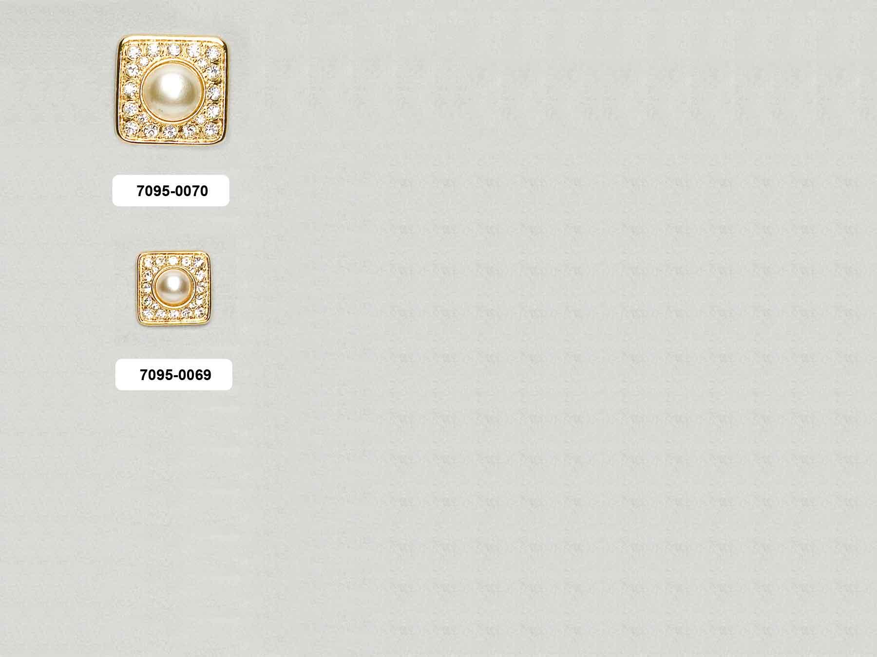 Quadrati con perla
